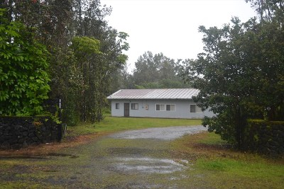 Pahoa HI Single Family Home For Sale: $150,000