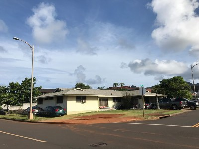 Lihue Single Family Home For Sale: 2984 Ohiohi St