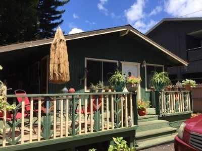 Kauai County Single Family Home For Sale: 4909-E Menehune Rd #2