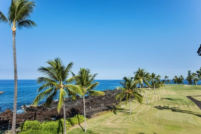 Kailua-Kona Condo For Sale: 78-261 Manukai St #1605