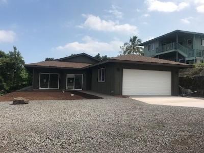 Kailua-Kona Single Family Home For Sale: 73-1041 Mala Pua Ct