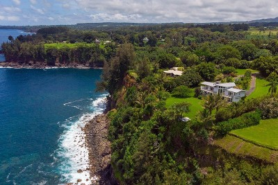 Hakalau HI Single Family Home For Sale: $1,495,000