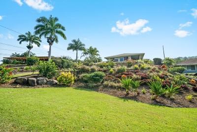 Kailua-Kona Single Family Home For Sale: 75-456 Hoene St