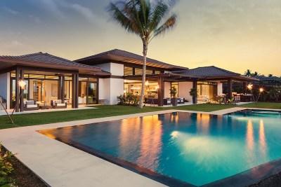 Hualalai Resort Single Family Home For Sale: 72-433 Kaupulehu Dr