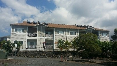Hawaii County Condo/Townhouse Contingent: 73-1111 Nuuanu Pl #N103