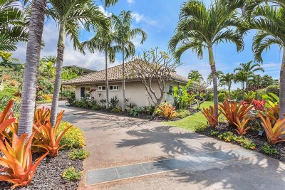 Kailua-Kona Single Family Home For Sale: 75-5608 Hienaloli Road #35