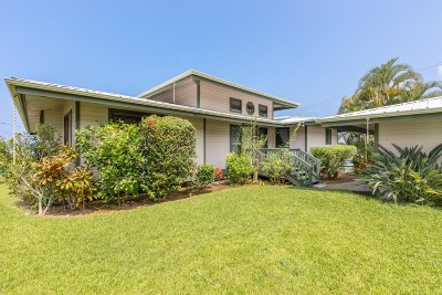 Captain Cook Single Family Home For Sale: 82-796 Kamakani St