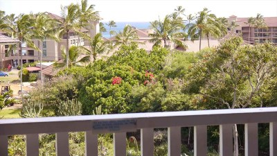 Kauai County Condo/Townhouse For Sale: 2253 Poipu Rd #335