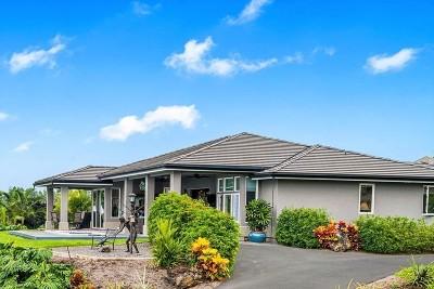 Kailua-Kona Single Family Home For Sale: 73-4500 Hane Street