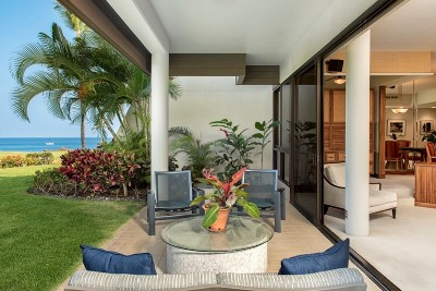 Mauna Lani Resort, 49 Black Sand Beach Condo/Townhouse For Sale: 68-1050 Mauna Lani Point Dr #F106