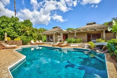 Waimea, Kamuela Single Family Home For Sale: 62-3622 Leihulu Pl