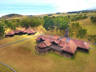 Waimea, Kamuela Single Family Home For Sale: 67-1229 Pakila Rd