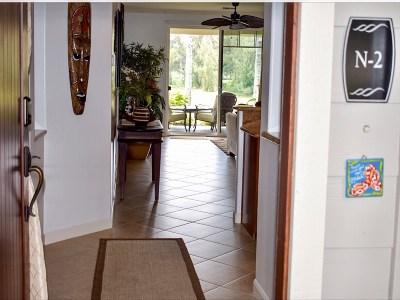 Waikoloa Condo/Townhouse For Sale: 69-180 Waikoloa Beach Dr #N2