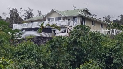 Captain Cook Single Family Home For Sale: 87-2656 Hawaii Belt Rd