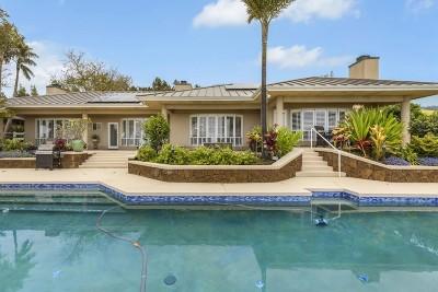 Kohala Ranch Single Family Home For Sale: 59-1764 Kohala Ranch Rd