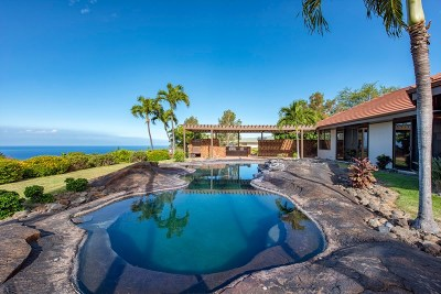 Kohala Ranch Single Family Home For Sale: 59-55 Olomana Rd