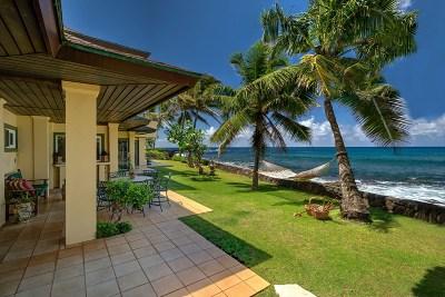 Kauai County Single Family Home For Sale: 4754 Lawai Rd