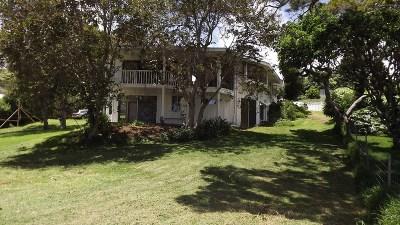 Waimea, Kamuela Single Family Home For Sale: 65-1227 Laelae Pl