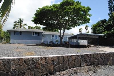 Kailua-Kona Single Family Home For Sale: 73-4335 Kupapa Pl