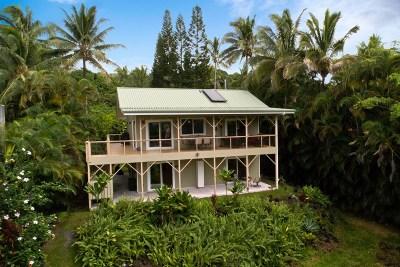 Hawaii County Single Family Home For Sale: 12-7195 Namohala Place