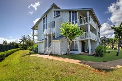 Kauai County Condo/Townhouse For Sale: 3811 Edward Rd #2310
