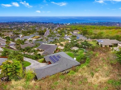 Kailua-kona Single Family Home For Sale: 77-289 Hoomohala Rd