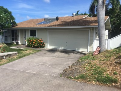 Kailua-Kona Single Family Home For Sale: 76-314 Wana St #52A