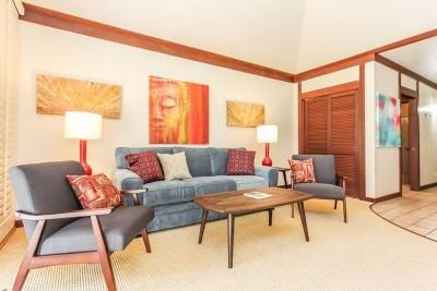 Kauai County Condo For Sale: 2253 Poipu Rd #40