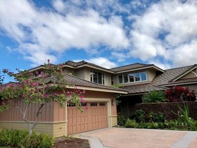 Hawaii County Condo/Townhouse For Sale: 68-1118 N Kaniku Dr #902