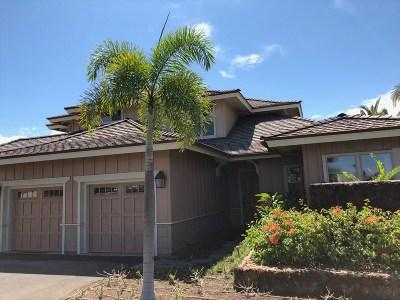 Hawaii County Condo/Townhouse For Sale: 68-1118 N Kaniku Dr #1104