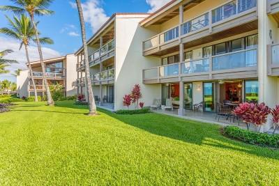 Kailua-Kona HI Condo/Townhouse For Sale: $599,000