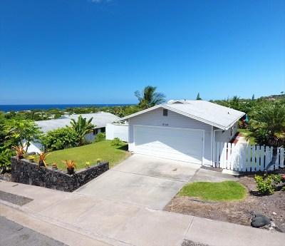 Kailua-Kona Single Family Home For Sale: 76-246 Kanaka St #30A