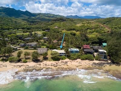 Kauai County Single Family Home For Sale: 3539 Moloaa Rd