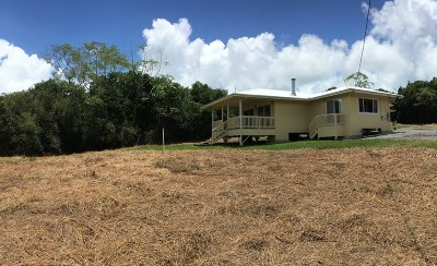 Hilo Single Family Home For Sale: 455 Akolea Rd