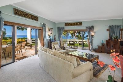 Kailua-Kona Condo/Townhouse For Sale: 75-6040 Alii Dr #108