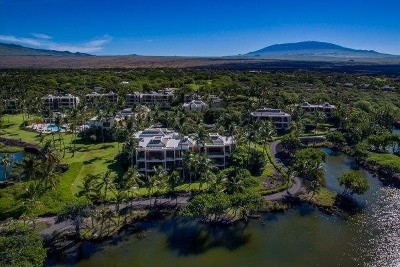 Mauna Lani Resort Condo/Townhouse For Sale: 68-1399 Mauna Lani Dr #D101