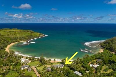 Kauai County Single Family Home For Sale: 3561-A Moloaa Rd