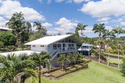 Hilo Single Family Home For Sale: 710 Ainako Ave