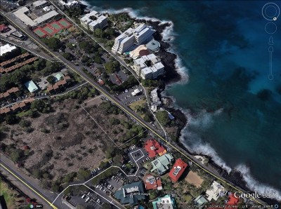Kailua-Kona Residential Lots & Land For Sale: 75-5825 Alii Dr