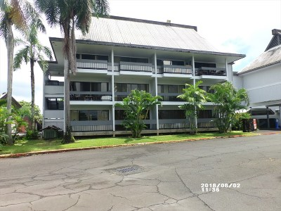Hilo Condo/Townhouse For Sale: 400 Hualani St #9-2102