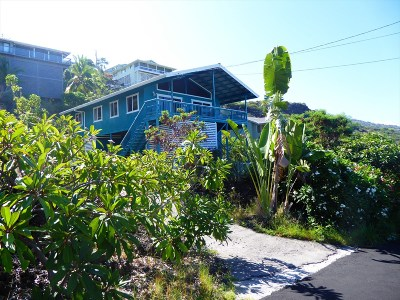 Captain Cook Single Family Home For Sale: 87-3182 Kihikihi Rd