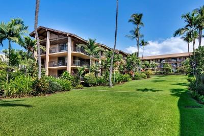 Kailua-Kona Condo For Sale: 75-6026 Alii Dr #4306