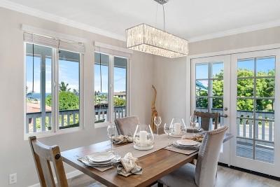 Kailua-Kona Single Family Home For Sale: 73-1202 Kaiminani Dr