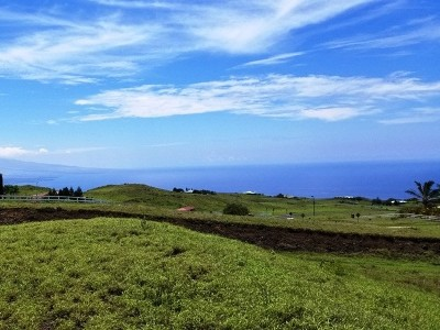 Hawi, Kapaau Residential Lots & Land For Sale