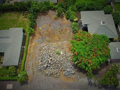 Kailua-Kona Residential Lots & Land For Sale: 73-4342 Koikoi St