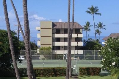 Kailua-Kona Condo For Sale: 77-6469 Alii Dr #132