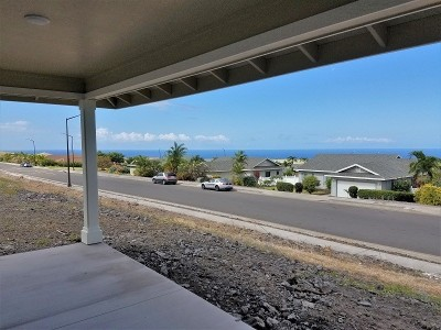 Kailua-Kona Single Family Home For Sale: 73-3721 Kaimalolo Pl