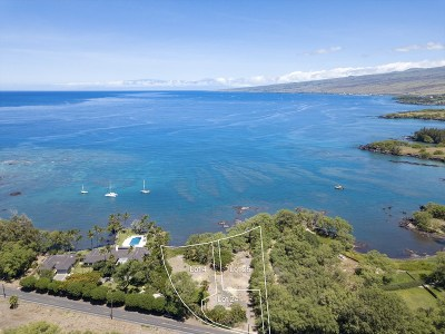 Kamuela Residential Lots & Land For Sale: 69-1560 Puako Beach Dr