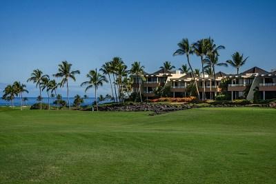 Mauna Lani Resort, 49 Black Sand Beach Condo/Townhouse For Sale: 68-1050 Mauna Lani Point Dr #H102