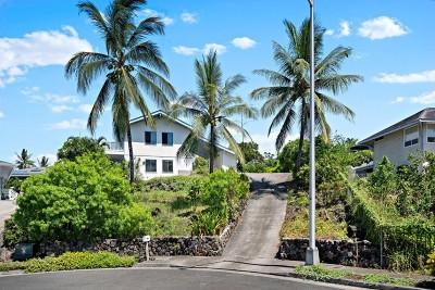 Kailua-Kona Single Family Home For Sale: 77-6343 Halawai Pl